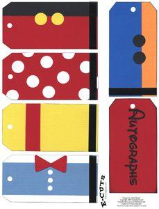 E-Cuts (Download and Print) Magical Memories at Scrapbook.com $0.99