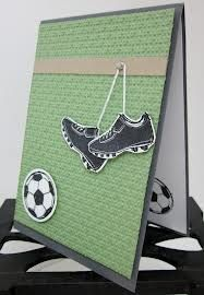 football slider birthday card - Google Search
