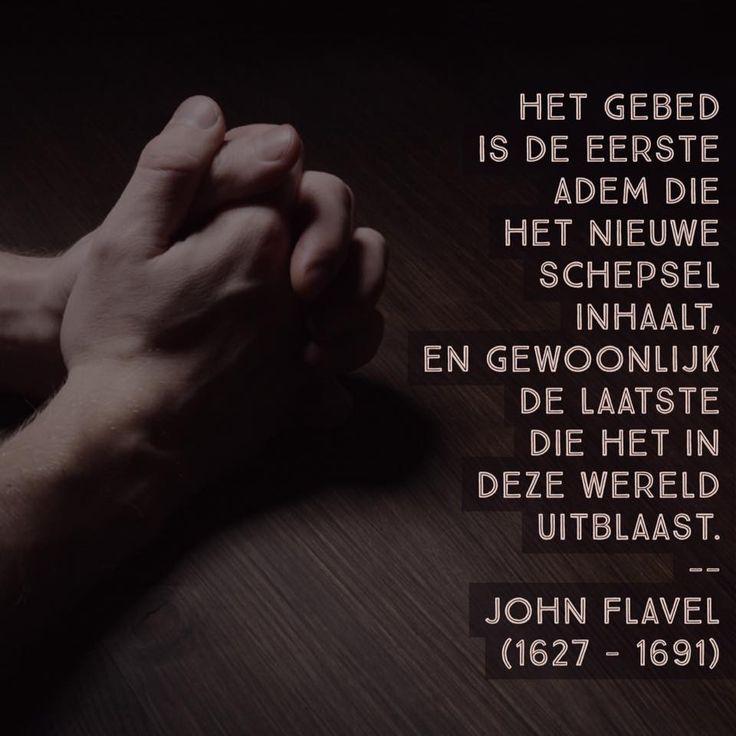 Het gebed - John Flavel (1627 – 1691)