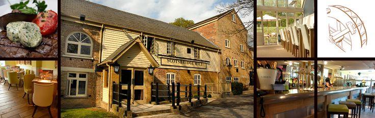 The Scotsbridge Mill  - 01923 778 377