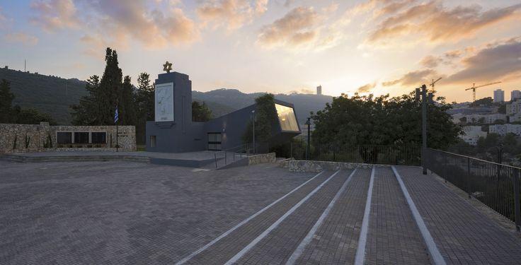 Galería de Nesher Memorial / SO Architecture - 10