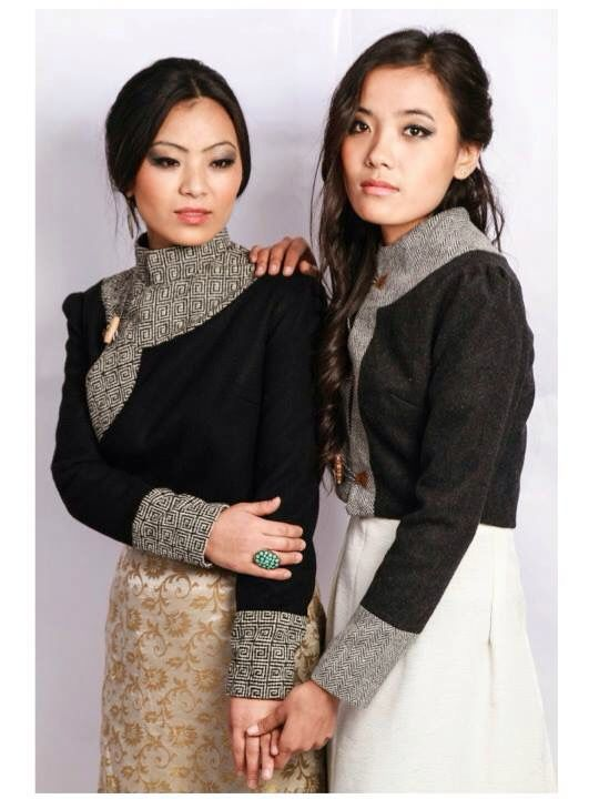 Tibetan wear