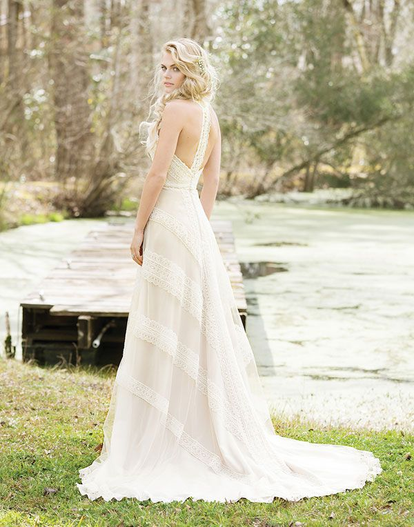 64 best Bridal: Lillian West images on Pinterest | Wedding frocks ...