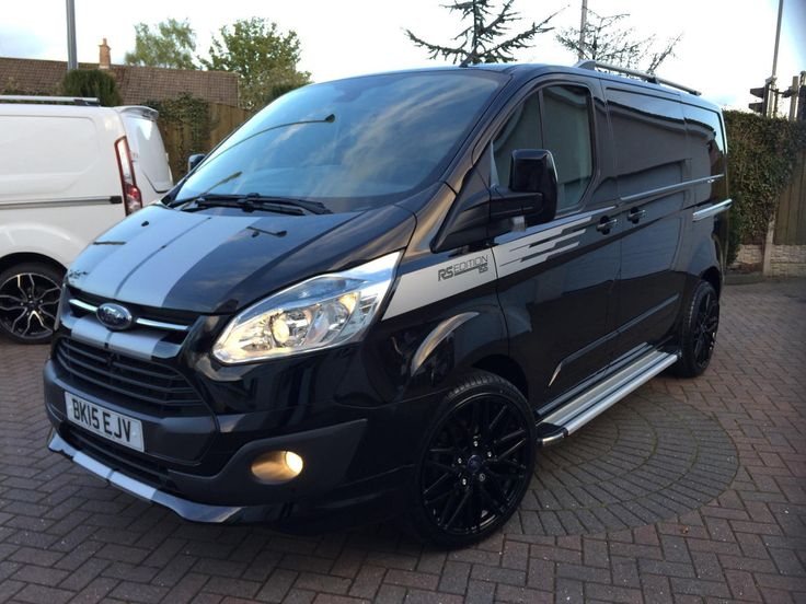 """2015/15 FORD TRANSIT CUSTOM LIMITED 155PS RS EDITION SWB """"NO VAT"""" in Cars, Motorcycles & Vehicles, Commercial Vehicles, Vans/Pickups   eBay"""