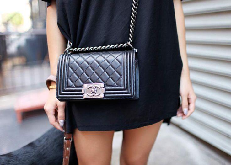 Den funkar till allt, går aldrig ur tiden och blir coolare ju mer du nöter den. Chanel 2:55, modeprofilernas favoritväska nummer ett, är full av historier. I gåröppnade Chanel sin första butik i Stockholm,vilket innebär attdu nu kan köpa din alldeles egna 2:55:a i Sverige. Här är allt du behöver veta om världens mest älskade…