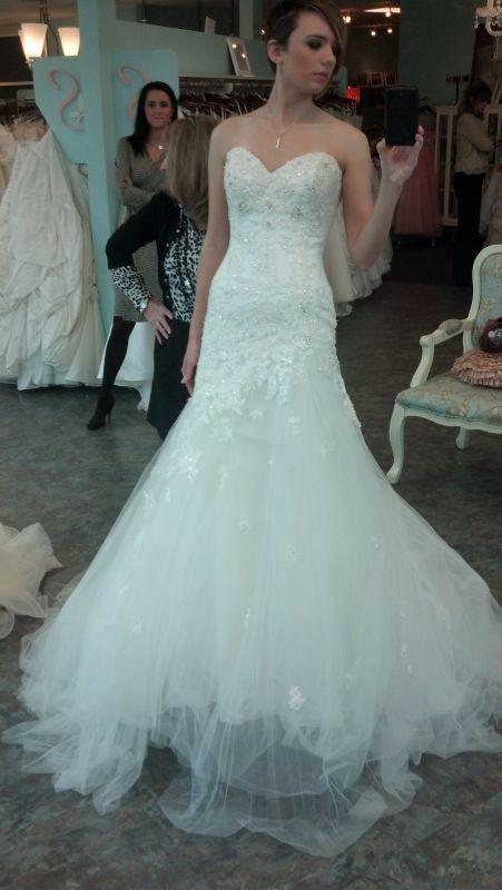 Help me decide between 3 dresses? :  wedding deciding between dresses jillian kendra maggie sottero micah sophia tolli wedding dress Jillian1
