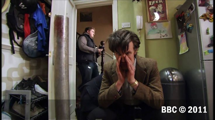 """Doctor Who Series 5 FULL Outtakes HD 