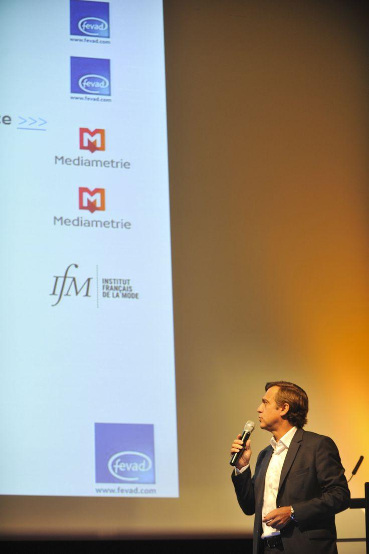 Conférence de presse d'ouverture avec Marc Lolivier, délégué général de la FEVAD #ECP14 - © AnneEmmanuelleThion.com