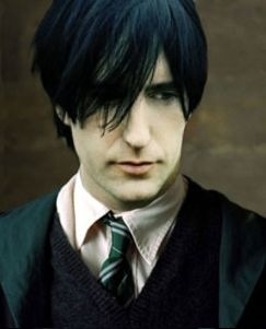 Trent Reznor as young Snape. 
