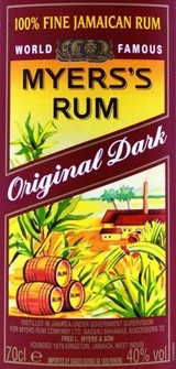 Myers's Original Dark Rum $32.27 - Myers's Rum is 100 percent Jamaican Rum using only pure Jamaican molasses.  *Please note: Prices may be not be guaranteed. Please check our website, www.TheWineGuyLi.com for today's price. We promote specials with our SuperSaver card periodically. Subject to Inventory Depletion.*