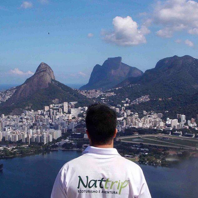 Ecotourism in Rio de Janeiro. Hiking Tours.