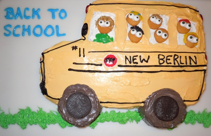 Magic School Bus Gets Baked In A Cake Activities