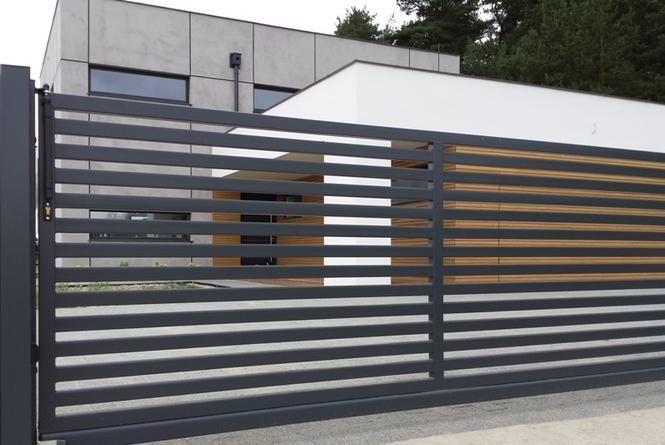 nowoczesne ogrodzenie domu - Szukaj w Google