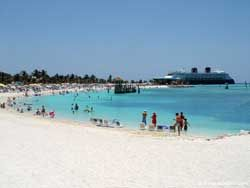 Castaway Cay, Disney Cruise Information and Shore Excursions for Cataway Cay