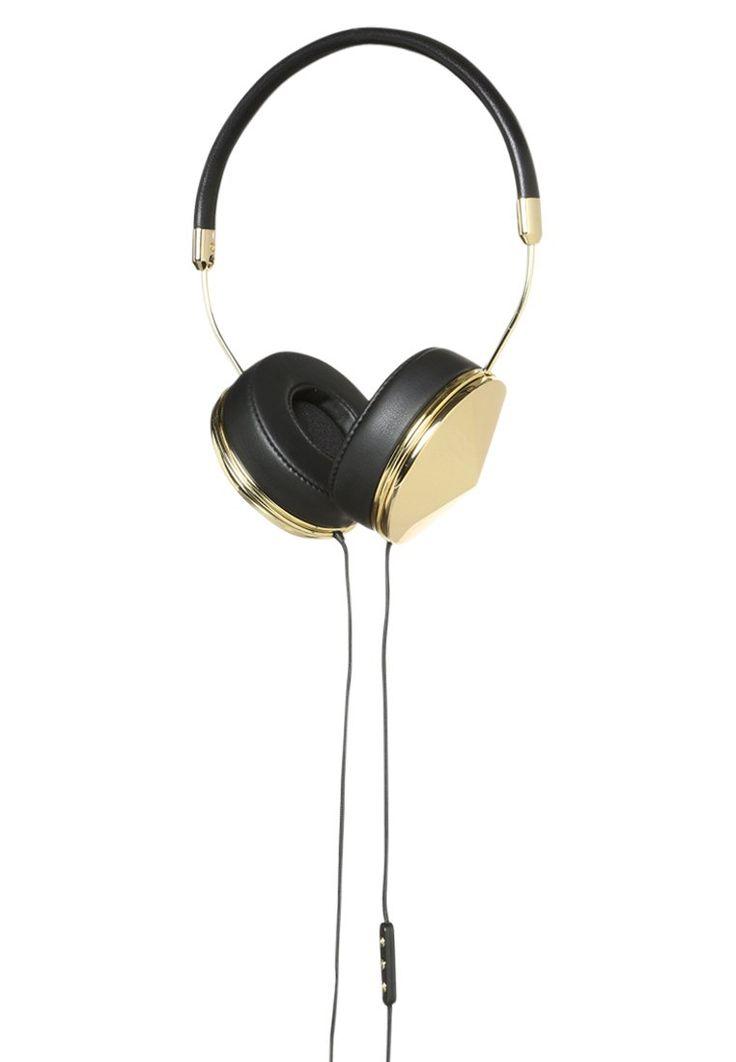 Frends TAYLOR Słuchawki black/gold