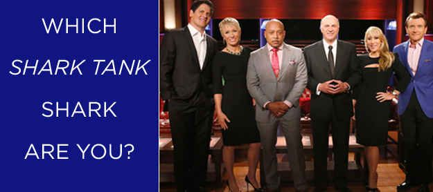 """Which """"Shark Tank"""" Shark Are You - BuzzFeed News"""