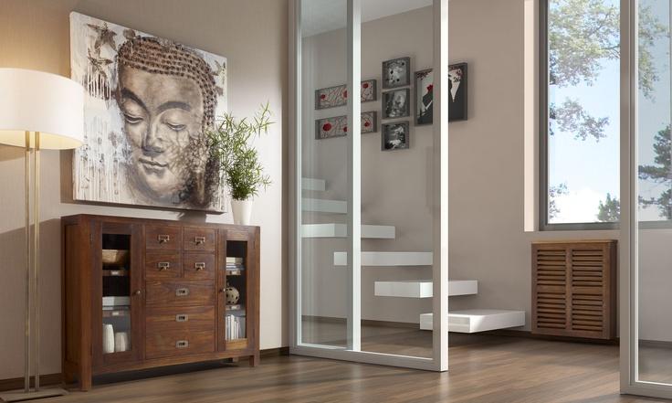 Muebles y decoraci n vintage vintage style pinterest - Como hacer un recibidor original ...