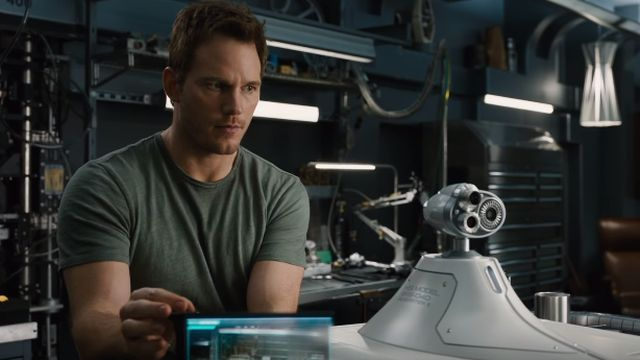 Chris Pratt and Jennifer Lawrence fight for survival in trailer for sci-fi film Passengers | http://ift.tt/2cCHaPL - #pokemon #gaming #latest video game Pokemon Moon #Nitendo #ds3 #psp #computer #xbox #wii #starWars #halo2 #playstation3
