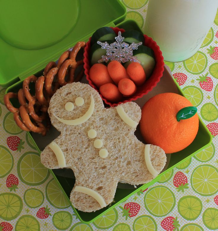 Holiday Lunch Box Use Large Christmas Cookie Cutters For Sandwiches Ideas KidsChristmas