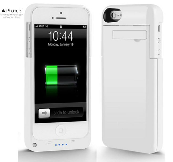 funda-cargador-iphone-5-externa- en applextreme.com