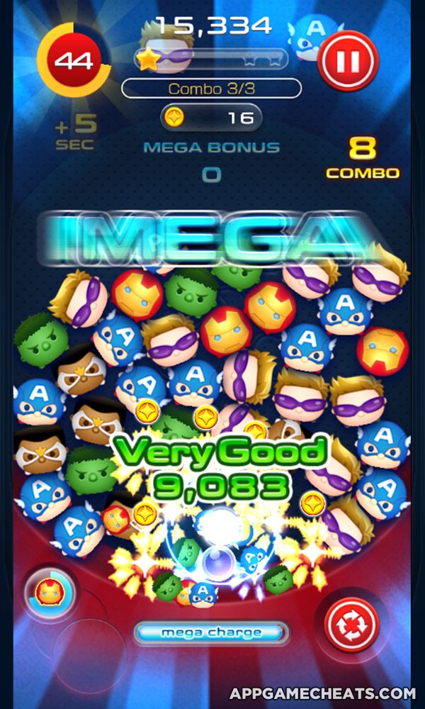 MARVEL Tsum Tsum Cheats & Hack for Orbs & Coins  #MARVELTsumTsum #Match3 #Puzzle http://appgamecheats.com/marvel-tsum-tsum-cheats-hack/