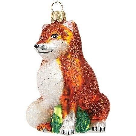 31 best Animal Ornaments | Fox & Wolf images on Pinterest | Foxes ...