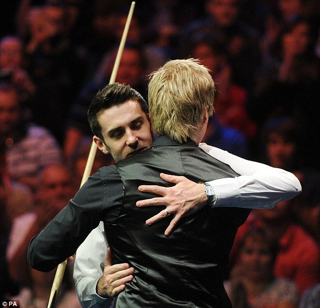 Mark Selby and Neil Robertson The UK Championship, Final, Dec 2013