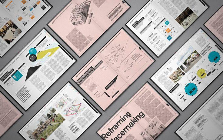 """다음 @Behance 프로젝트 확인: """"Recoded City – Book design"""" https://www.behance.net/gallery/42270661/Recoded-City-Book-design"""