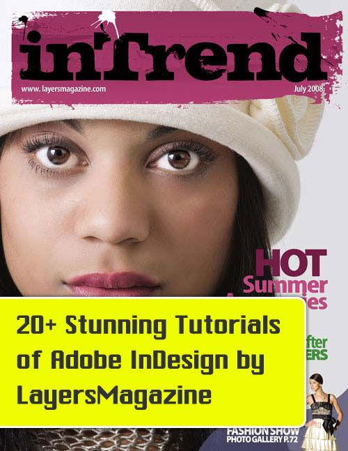 View all InDesign tutorials