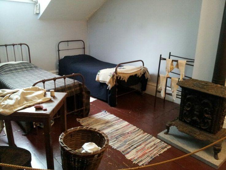 Servants Room In 2019 Castle Bedroom English Manor