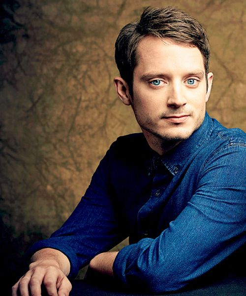 Elijah Wood in the January 2015 issue of Empire Magazine. (x)