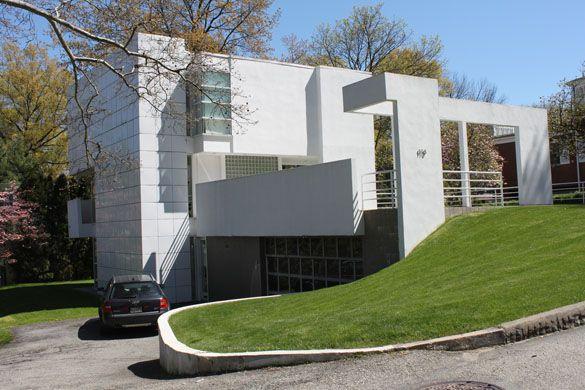 Richard Meier Giovannitti House
