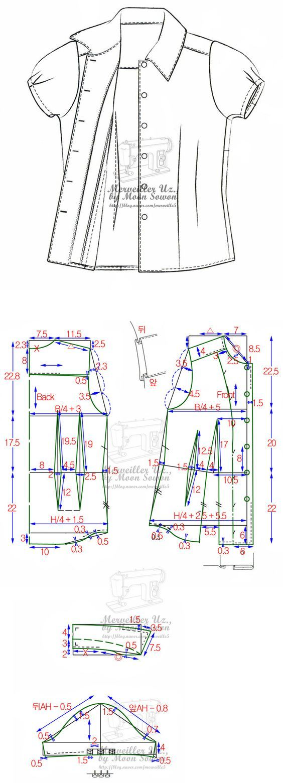 sewing jacket....♥ Deniz ♥