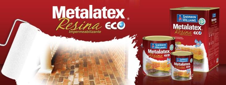 Metalatex Eco Resina Impermeabilizante