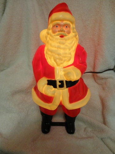 78 Best Images About Vintage Christmas Blow Molds On