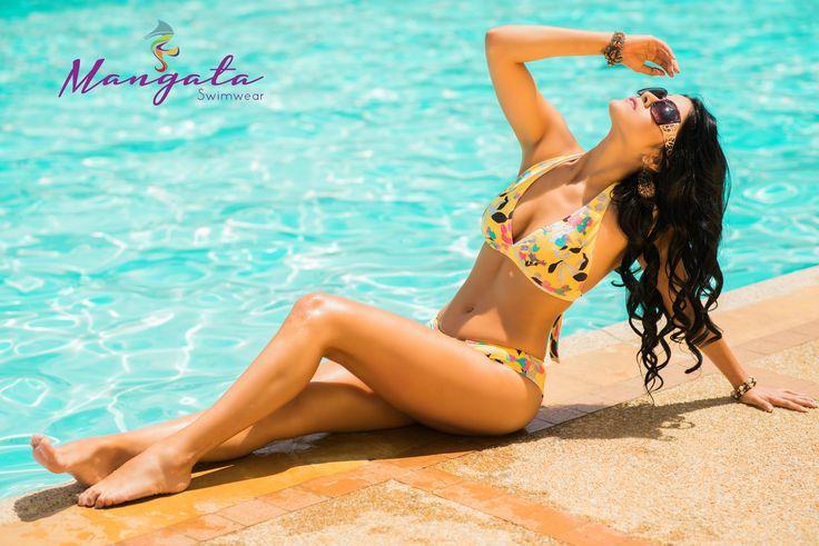 ¿Quieres lucir con estilo este verano? Traje de baño ¡Mangata Lah!