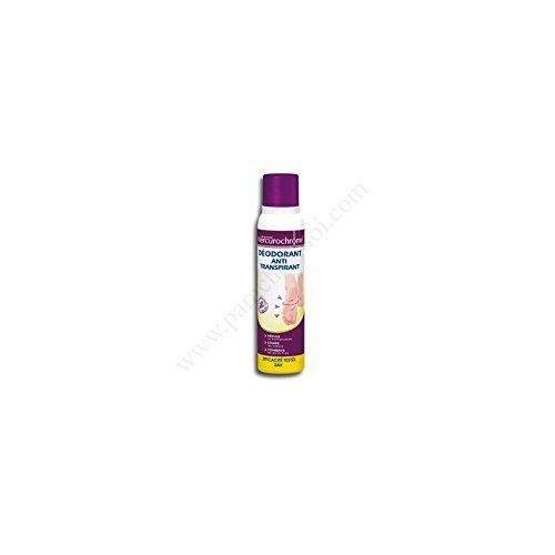Mercurochrome Déodorant Anti Transpirant Pieds 150 ml: Mercurochrome Déodorant Anti Transpirant Pieds 150 ml possède une triple action : –…