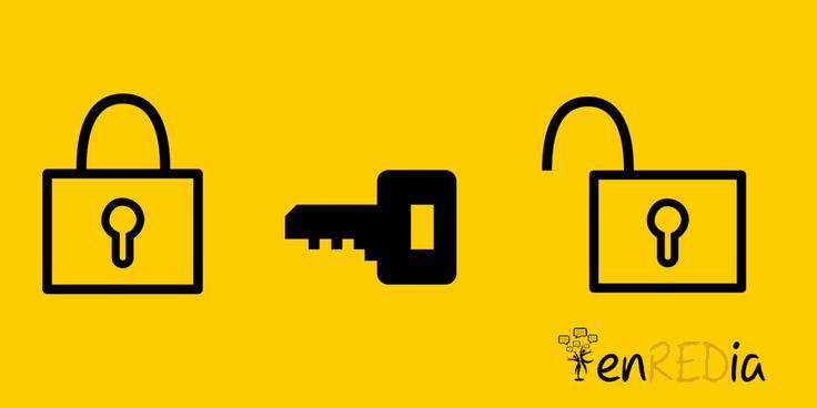 Tenemos una llave para abrir los secretos #socialmedia