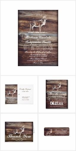 "* Rustic Wood Elk Wildlife Wedding Invitations Rustic Country Elk Wildlife Hunting Theme Wedding Invitations with a wood design background and a silhouette of an elk. These are great for hunting themed weddings, antler themed weddings, and wildlife themed weddings.--**EXPLORE an Amazing Collection of  ""Theme Matching Wedding Invitation Sets"" by Visiting... http://www.zazzle.com/weddinginvitationkit"