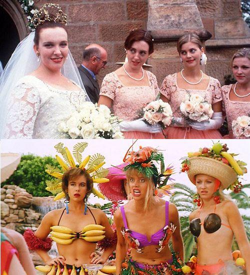 LIVING IN: MURIEL'S WEDDING Design*Sponge