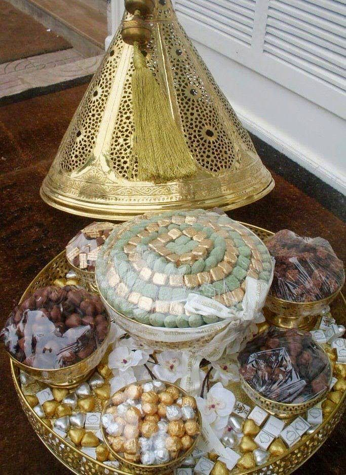 Moroccan marriage gifts