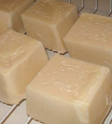 home made soap Recipes