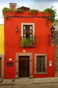 Casa de la Noche, San Miguel de Allende, Mexico