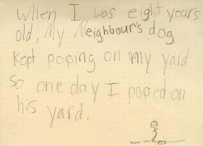 47 Examples Of Kids Saying What They Want