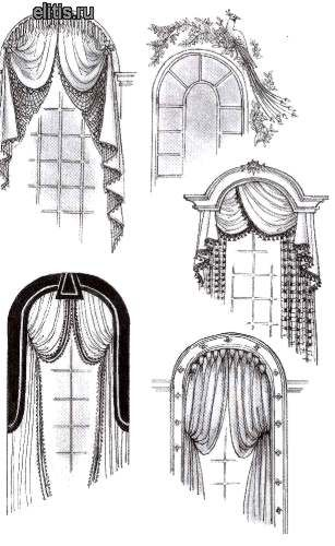 Curtains Ideas curtains for half moon windows : 17 best ideas about Arched Window Treatments on Pinterest | Arch ...