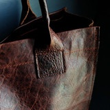 Such a BEAUTIFUL market bag!  Bison leather, made in Texas. I would love one of these.  ;): Handmade Marketing, Red Bison, Style, Stash Marketing, Travel Products, Bison Marketing, Marketing Bags, Market Bag, Bags Handmand