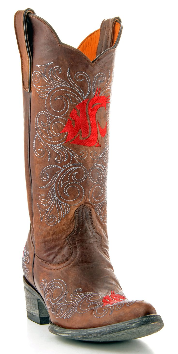 Womens WSU Boots. Yeeesss!!!! - @Ann Hoag and @Leah Smith - HAVE YOU SEEN THESE??