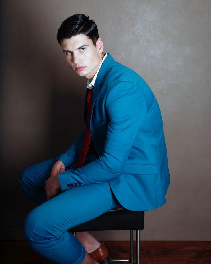 Louis Brayson Poses for Amazing Photos by Haringman image Louis Brayson Model 002