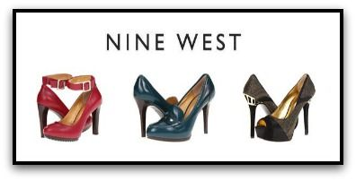Nine West Shoes on sale for up to 70% off! I don't know why this h