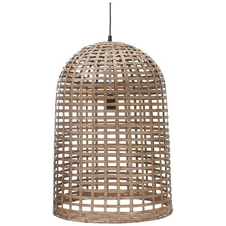 Bell Basket Ceiling Pendant 60cm was $149, NOW $99 #freedomautumnsale